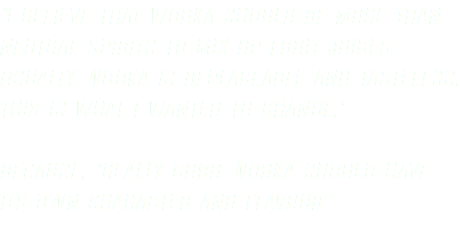 """I believe that Wodka should be more than neutral spirits to mix up fruit juices. Usually Wodka is replaceable and tasteless. This is what I wanted to change.""